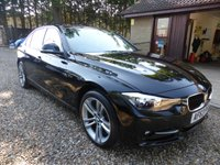 2013 BMW 3 SERIES 2.0 320D SPORT 4d AUTO 184 BHP £SOLD