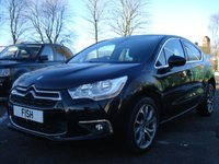 2014 CITROEN DS4 2.0 HDI DSTYLE 5d AUTO 161BHP £6490.00