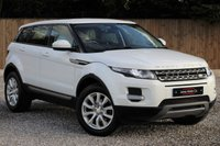 USED 2014 64 LAND ROVER RANGE ROVER EVOQUE 2.2 ED4 PURE 5d 150 BHP ***FULL LEATHER*** ***HEATED SEATS***