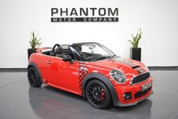2012 MINI ROADSTER 1.6 JOHN COOPER WORKS 2d 208 BHP £11390.00