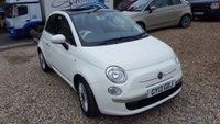 2013 FIAT 500 1.2 LOUNGE 3d 69 BHP £5801.00