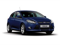 USED 2012 62 FORD FOCUS 1.0 ZETEC ECOBOOST 125 BHP THIS VEHICLE IS AT SITE 2 - TO VIEW CALL US ON 01903 323333