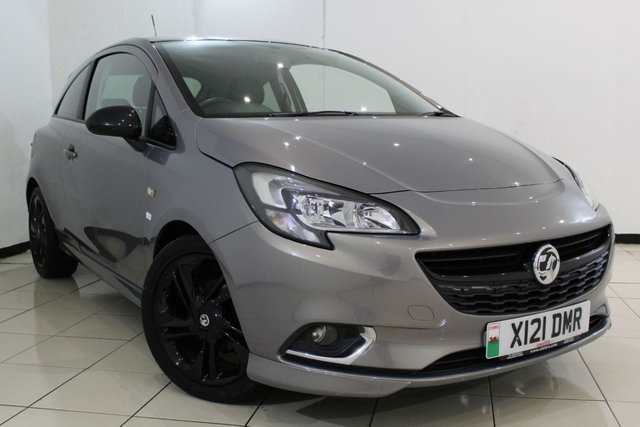 View our 2015 65 VAUXHALL CORSA 1.4 LIMITED EDITION 3DR 89 BHP