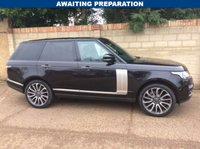 USED 2013 62 LAND ROVER RANGE ROVER 5.0 V8 AUTOBIOGRAPHY 5d AUTO 510 BHP Massive Spec Car, One Owner, Full Service History