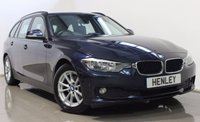 USED 2014 64 BMW 3 SERIES 2.0 320D EFFICIENTDYNAMICS BUSINESS TOURING 5d AUTO 161 BHP