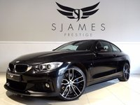 USED 2014 64 BMW 4 SERIES 3.0 435D XDRIVE M SPORT 2d AUTO 309 BHP