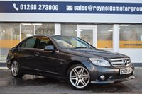 USED 2010 59 MERCEDES-BENZ C CLASS 2.1 C220 CDI BLUEEFFICIENCY SPORT 4d AUTO 170 BHP THE CAR FINANCE SPECIALIST