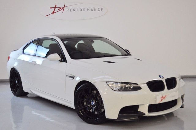 2008 08 BMW M3 4.0 M3 2d 415 BHP MANUAL & LOTS OF CARBON EXTRAS
