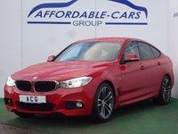 2014 BMW 3 SERIES 2.0 320D M SPORT GRAN TURISMO 5d AUTO 181 BHP £15750.00