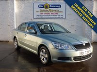 USED 2010 60 SKODA OCTAVIA 1.6 GREENLINE TDI CR 5d 104 BHP Comprehensive History £30 Tax 0% Deposit Finance Available