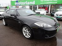 USED 2008 08 HYUNDAI S-COUPE 2.0 SIII 3d 141 BHP 12 MONTHS MOT...BUY NOW PAY NEXT YEAR