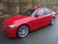 USED 2014 14 BMW 3 SERIES 2.0 320D M SPORT 4d 181 BHP