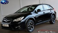 USED 2013 63 SUBARU XV 1.6i S 5 DOOR AUTO 114 BHP 4WD Finance? No deposit required and decision in minutes.