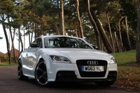 USED 2013 63 AUDI TT 2.0 TFSI BLACK EDITION 211 BHP