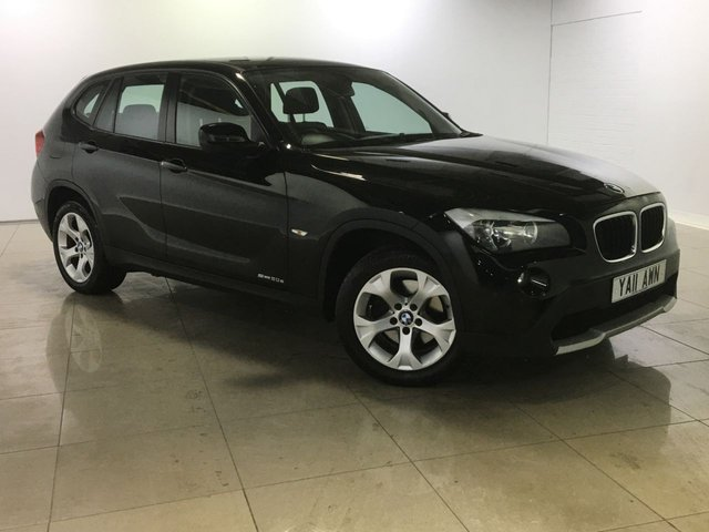 View our 2011 11 BMW X1 2.0 SDRIVE20D SE 5d 174 BHP