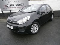 USED 2014 14 KIA RIO 1.2 1 AIR 5dr