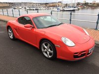 USED 2006 06 PORSCHE CAYMAN 2.7 24V 2d 242 BHP FULL SERVICE HISTORY! 6 MONTH WARRANTY!