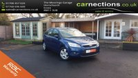USED 2008 58 FORD FOCUS 1.6 STYLE 5d AUTO 100 BHP