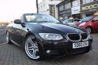 2010 BMW 3 SERIES 2.0 320I M SPORT 2d 168 BHP £9995.00