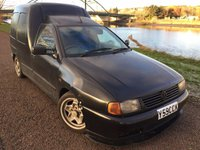 2001 VOLKSWAGEN CADDY