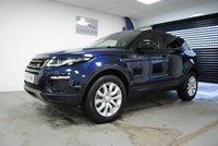 2016 LAND ROVER RANGE ROVER EVOQUE 2.0 TD4 SE TECH 5d AUTO 177 BHP £26995.00