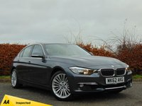 USED 2012 62 BMW 3 SERIES 2.0 320I LUXURY 4d * 128 POINT AA INSPECTED *