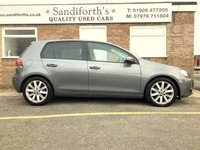 USED 2011 61 VOLKSWAGEN GOLF 2.0 GT-L TDI 5d FULL HEATED BLACK LEATHER, BLUETOOTH,  VERY RARE CAR!! FULL LEATHER 6 SERVICES, 2 KEYS,