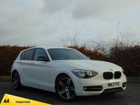 2013 BMW 1 SERIES 1.6 116I SPORT 5d AUTOMATIC £12250.00