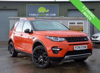 USED 2015 LAND ROVER DISCOVERY SPORT 2.2 SD4 HSE LUXURY 5d AUTO 190 BHP *7 Seats* Over £5000 Worth Of Extras