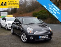 2007 MINI HATCH ONE 1.4 ONE 3d 94 BHP £3795.00