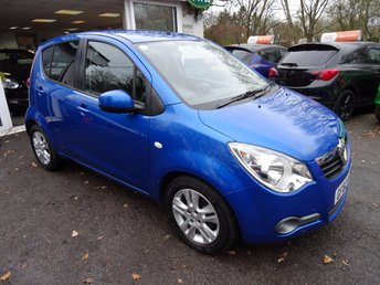 View our VAUXHALL AGILA