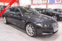 2012 JAGUAR XF 2.2 D LUXURY 4d AUTO 190 BHP £12985.00