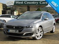 USED 2016 66 PEUGEOT 508 2.0 BLUE HDI S/S SW ALLURE 5d 150 BHP Only 1 Private Owner From New