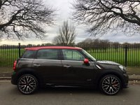 2014 MINI COUNTRYMAN 1.6 JOHN COOPER WORKS 5d 215 BHP £17995.00
