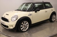 USED 2010 60 MINI HATCH COOPER 1.6 COOPER S 3d 184 BHP