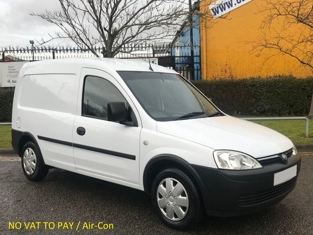 2009 09 VAUXHALL COMBO VAN 1.3 1700 CDTI 75 A/Con Side Door Low Mileage Delivery T,B,A