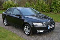 2014 SKODA OCTAVIA 1.6 SE BUSINESS TDI CR 5d 103 BHP £7495.00