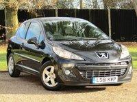 2011 PEUGEOT 207 1.4 HDI ENVY 3d 68 BHP £3990.00
