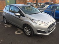 USED 2015 15 FORD FIESTA 1.2 STYLE 3d 59 BHP NEW FACELIFT MODEL FIESTA WITH AIR CONDITIONING AND USB!!..EXCELLENT FUEL ECONOMY!..LOW CO2 EMISSIONS..LOW ROAD TAX...FULL HISTORY...ONLY 9153 MILES FROM NEW!!