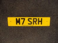 USED NUMBER PLATE PLATE