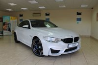 USED 2016 16 BMW 4 SERIES 3.0 M4 2d AUTO 426 BHP BMW M4 COUPE