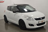 USED 2012 12 SUZUKI SWIFT 1.2 SZ3 ATTITUDE 3d 94 BHP *LOW MILES* MATTE WRAPPED ROOF + MATTE BLACK ALLOYS