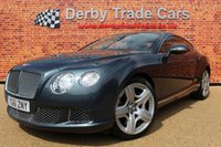 USED 2012 61 BENTLEY CONTINENTAL 6.0 GT MULLINER DRIVING SPECIFICATION 2d AUTO 567 BHP