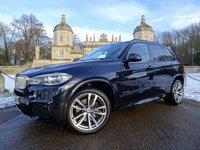 USED 2014 64 BMW X5 3.0 XDRIVE40D M SPORT 5d AUTO 309 BHP