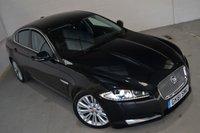 2011 JAGUAR XF 2.2 D PREMIUM LUXURY 4d AUTO 190 BHP £12500.00