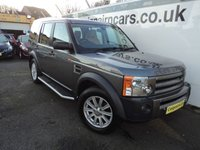 2008 LAND ROVER DISCOVERY 2.7 3 TDV6 SE 5d AUTO 188 BHP £12995.00