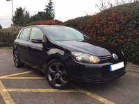 USED 2009 09 VOLKSWAGEN GOLF DSG AUTOMATIC - 1.6 PETROL - AIR CON Automatic, Air Conditioning