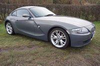 2007 BMW Z4 3.0 Z4 SI COUPE 2d AUTO 265 BHP HISTORY-LEATHER-AUTO £8690.00