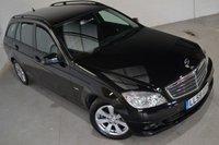 2009 MERCEDES-BENZ C CLASS 2.1 C220 CDI BLUEEFFICIENCY SE 5d AUTO 170 BHP £8990.00
