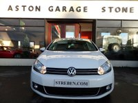 USED 2012 62 VOLKSWAGEN GOLF 2.0 GT TDI DSG 5d AUTO 138 BHP ** LEATHER * SAT NAV ** ** SAT NAV * LEATHER * CRUISE * F/D/S/H **